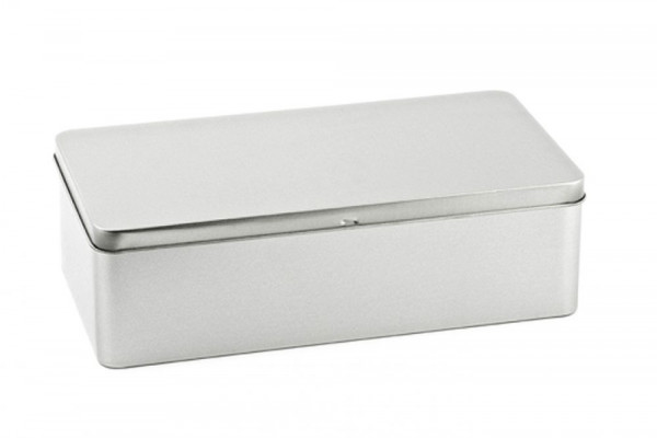 Pudełko metalowe na ciastka