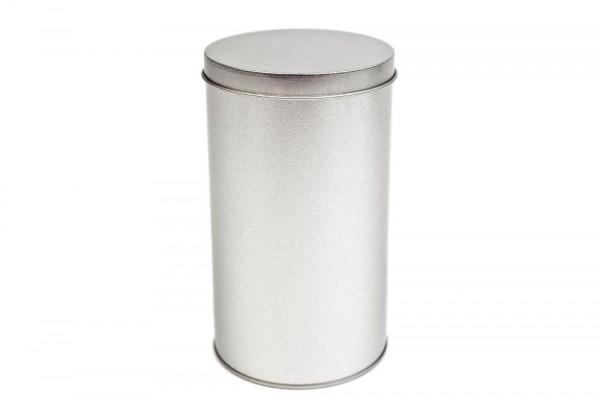 Okrągłe metalowe pudełko
