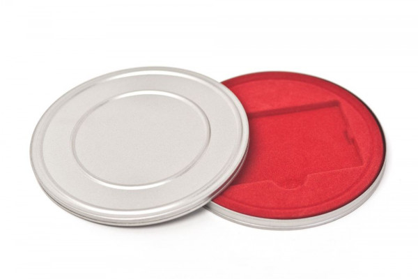 Box2Bon Film S RED, opakowanie na bon podarunkowy