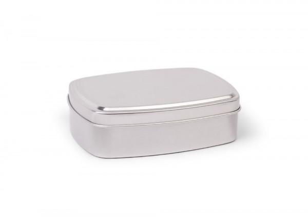 Aluminiowe pudełko na mydło