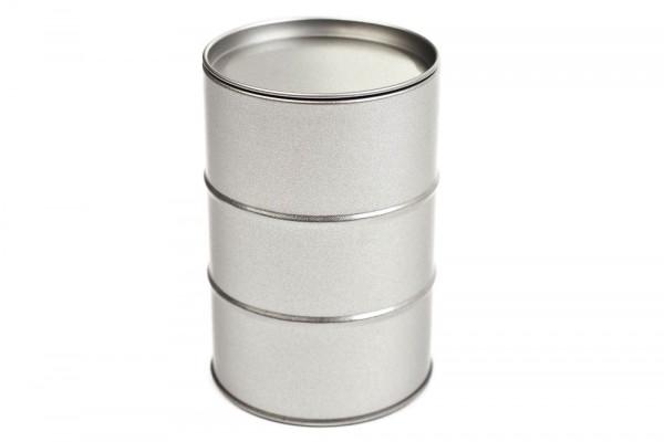 Pudełko metalowe na olej