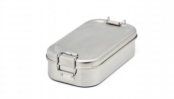 CameleonPack Lunchbox silver Edition
