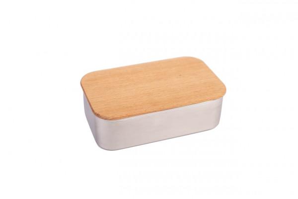 Lunch box z bambusem